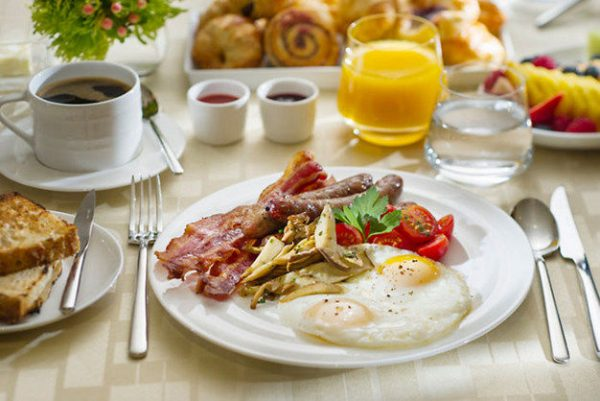 Комплексные завтраки в Харькове