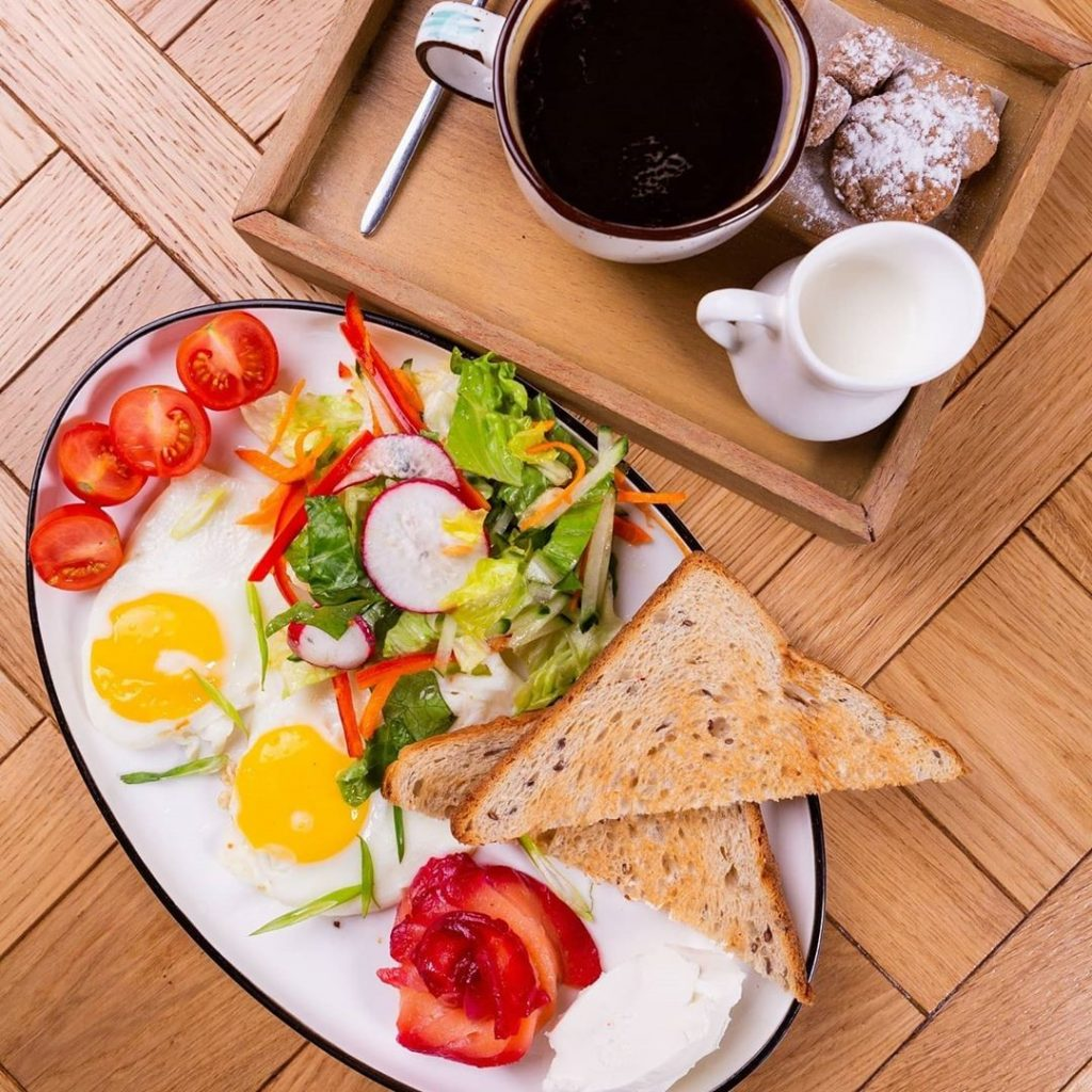 Как правильно составить комплексный завтрак