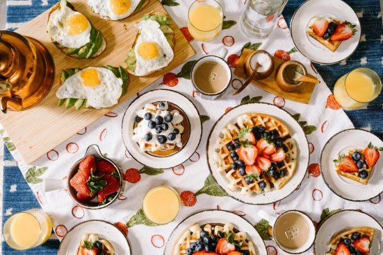 Быстрые завтраки в Харькове